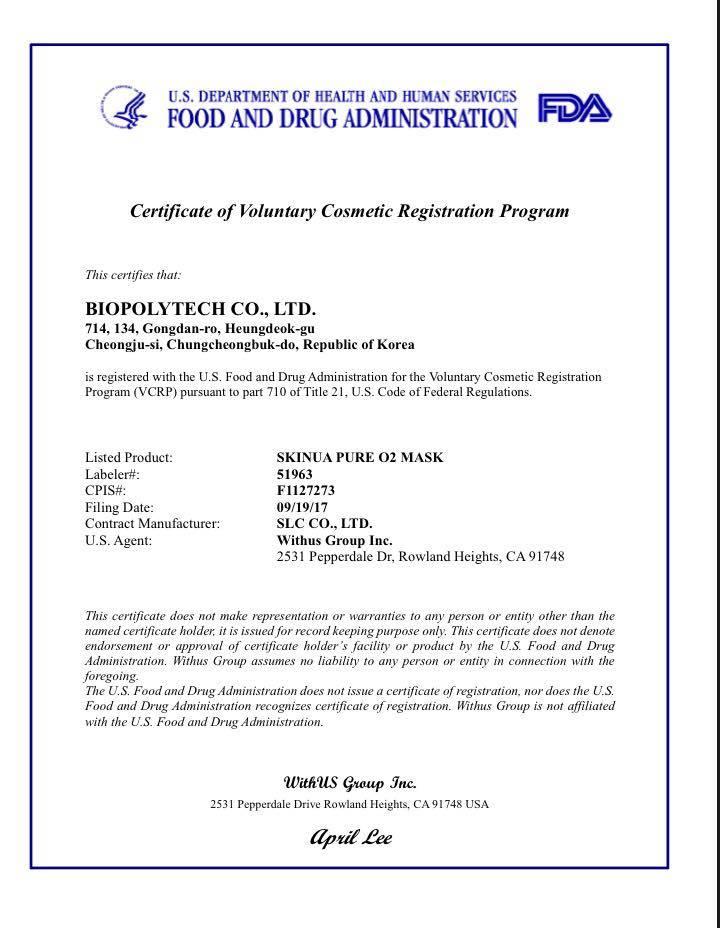 chứng-nhận-FDA-của-O2
